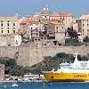 Fähren nach Korsika